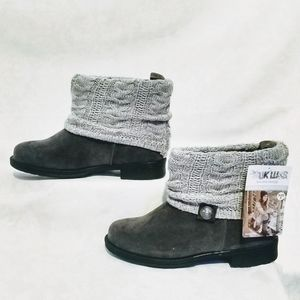 Muk Luks Cass Ankle Boots